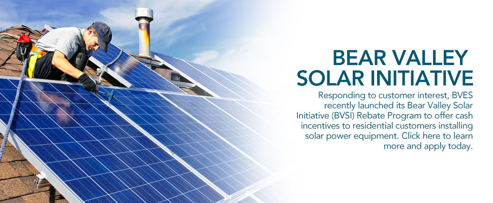 Cash incentives to residential customers installing solar power equipment